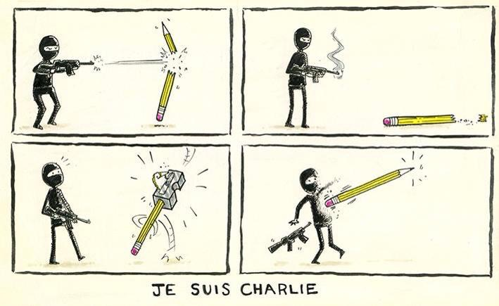 Charlie Hebdo : idées de textes, d'illustrations et de réflexions à partager avec les élèves - Comment faire cours après cela ? - Page 6 2015-010
