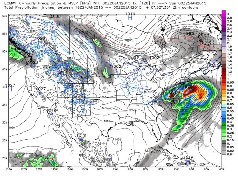 BLOG: Next 2-3 Weeks Will Determine Fate Of Winter - Page 3 Euro_m10
