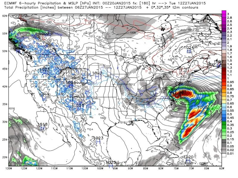 BLOG: Next 2-3 Weeks Will Determine Fate Of Winter - Page 3 Euro_m11