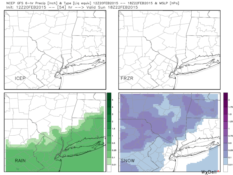 1st Call Snow Map, February 21st-22nd Storm - Page 5 Gfs_pt11
