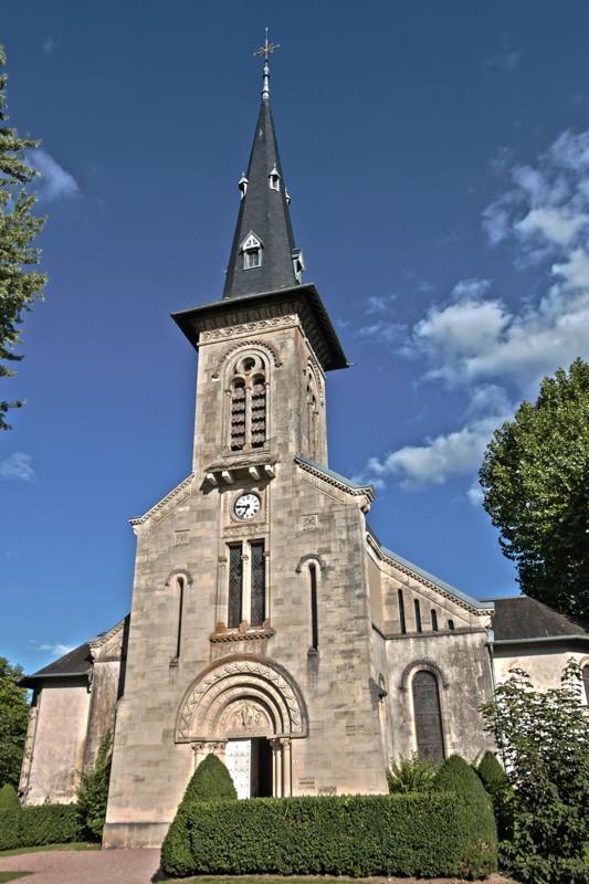 Eglise en HDR Sans_t11