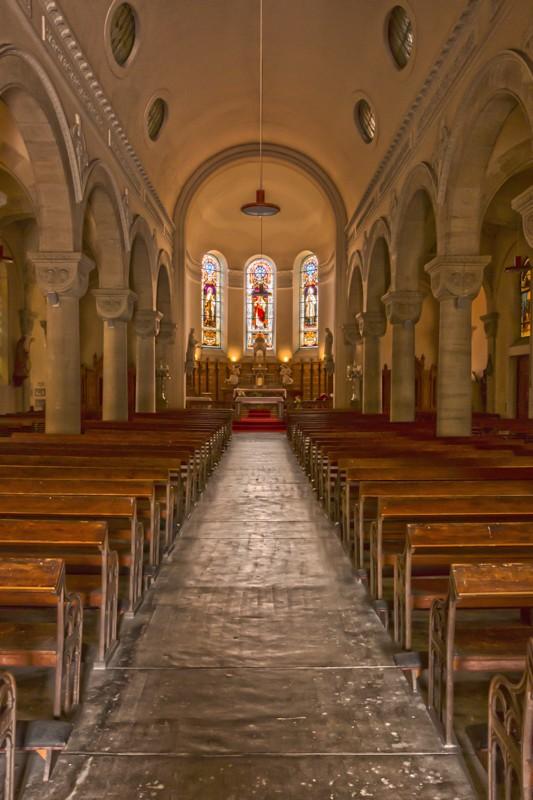 Eglise en HDR Sans_t12