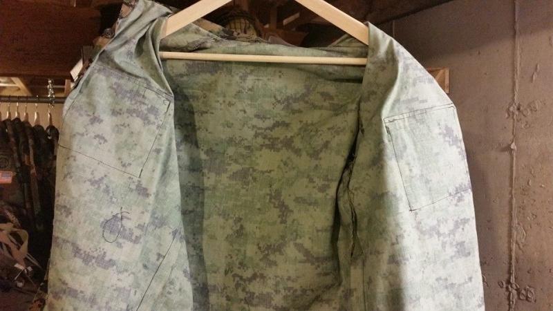 MARPAT Afghanistan SF uniform Anasf110