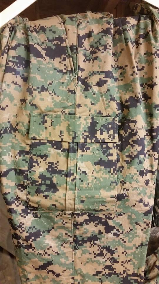 MARPAT Afghanistan SF uniform Anasf210