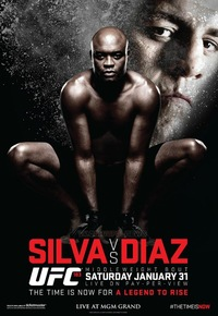 UFC 183: Silva vs. Diaz Results and Bonuses  183_po10