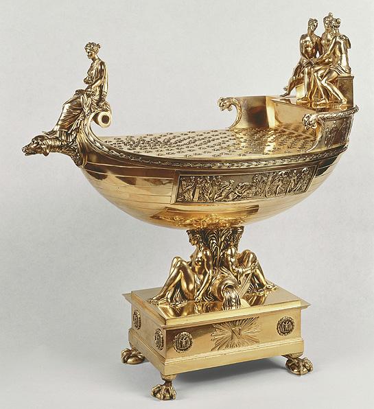 Histoire des salles à manger de Versailles Henry-10