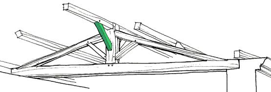 Glossaire de l'architecture - Aisselier 000_0150