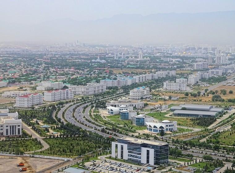 Les Pays - Turkménistan 000_0185