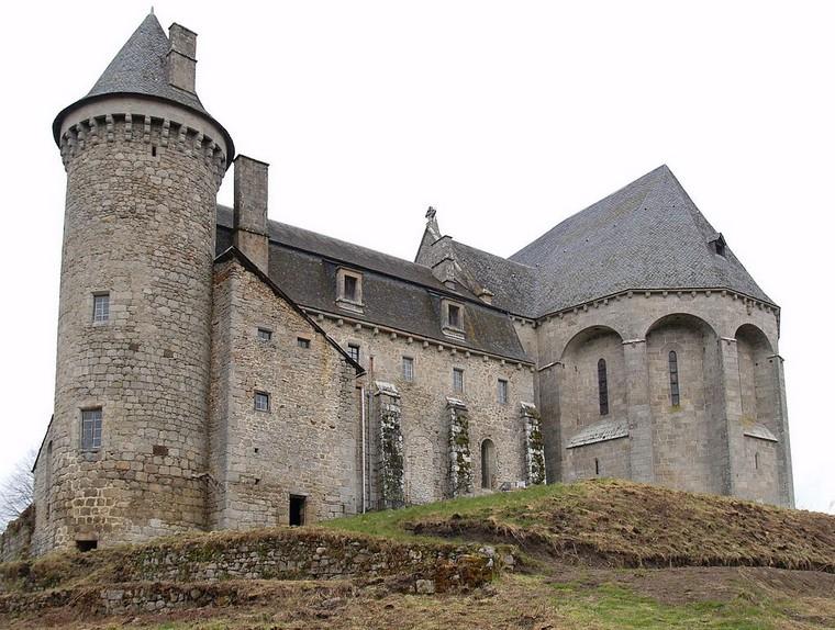 Architecture religieuse et militaire : Eglises fortifiées 000_0467