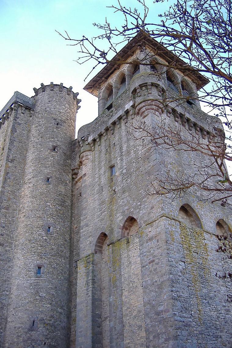Architecture religieuse et militaire : Eglises fortifiées 000_0469