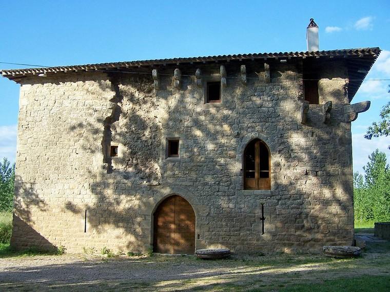 Architecture Urbaine et Défensive - Moulin fortifié 000_0561