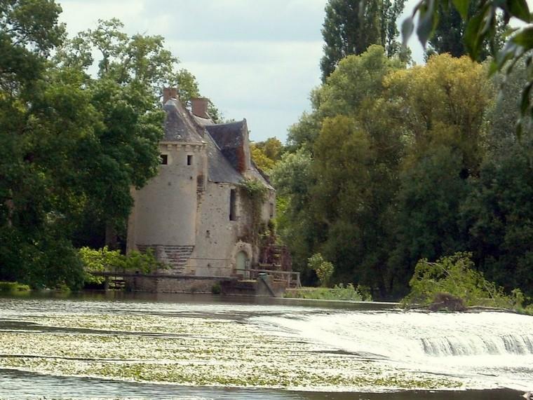 Architecture Urbaine et Défensive - Moulin fortifié 000_0563