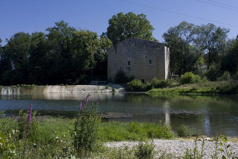 Architecture Urbaine et Défensive - Moulin fortifié 000_0564