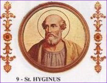 Chronologie des papes - Hygin 000_0575