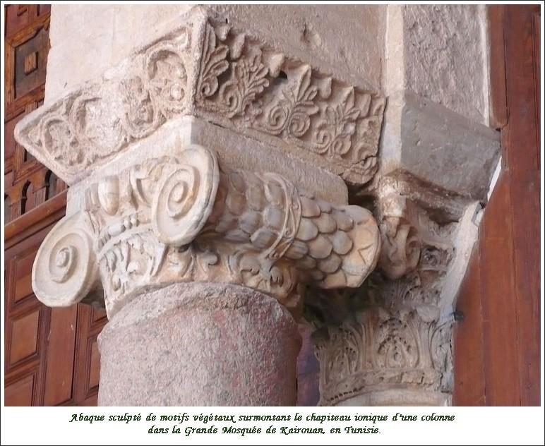 Glossaire de l'architecture - Abaque  000_0576