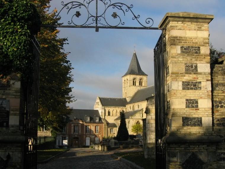 Glossaire de l'architecture - Abbaye 000_0582