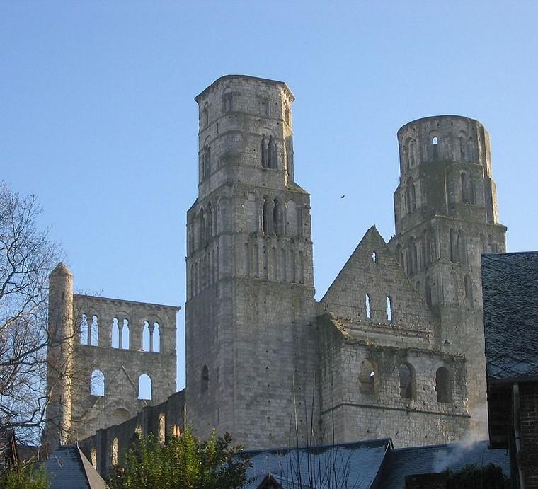 Glossaire de l'architecture - Abbaye 000_0584