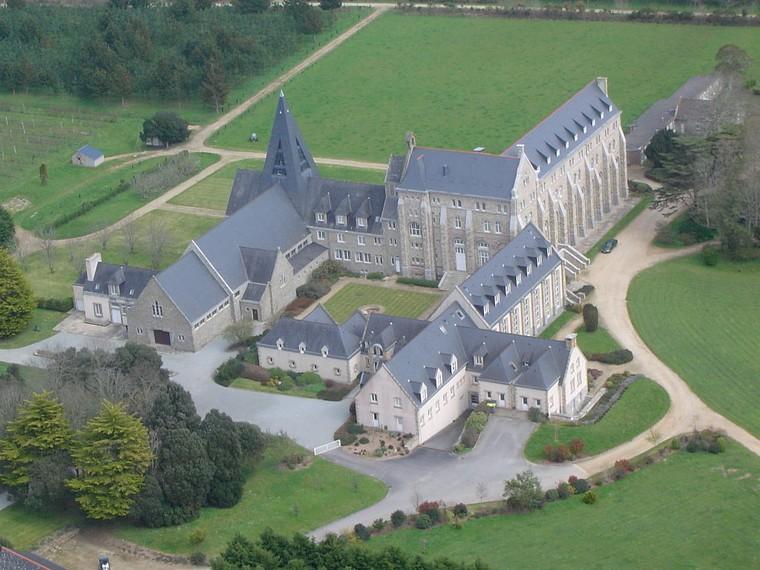 Glossaire de l'architecture - Abbaye 000_0585