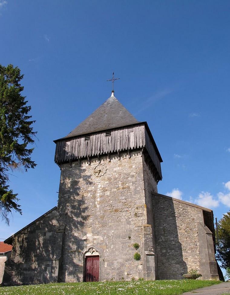 Architecture religieuse et militaire : Eglises fortifiées 000_0731