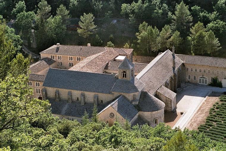 Glossaire de l'architecture - Abbaye 000_0734