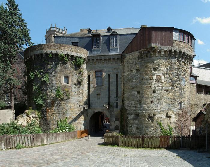Portes de ville - Rennes : Porte mordelaise 000_0776