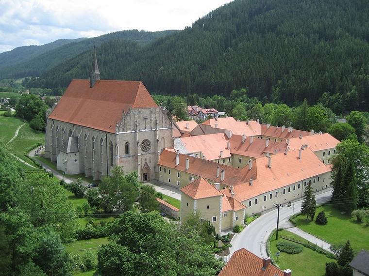 Glossaire de l'architecture - Abbaye 000_0825