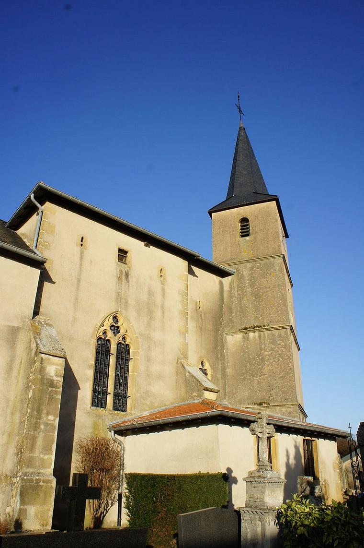Architecture religieuse et militaire : Eglises fortifiées 000_0918