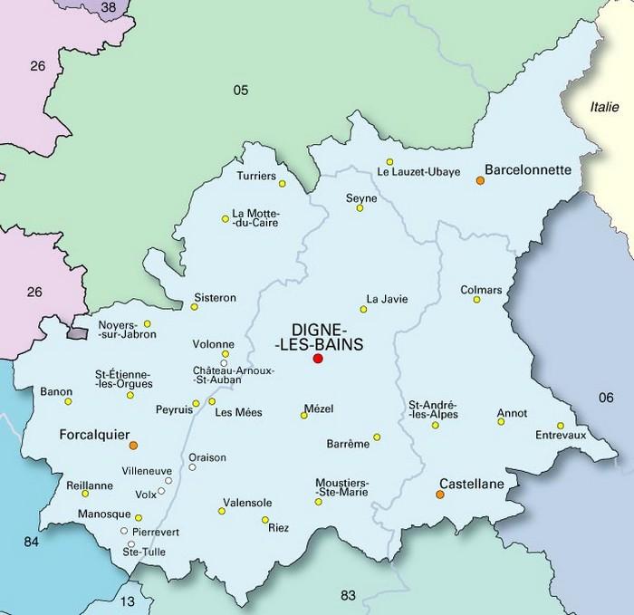 Département des Alpes-de-Haute-Provence (04) 000_1191