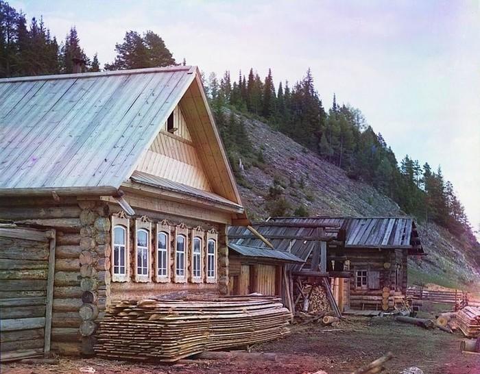 Russie / Kazakhstan : Oural 000_1227