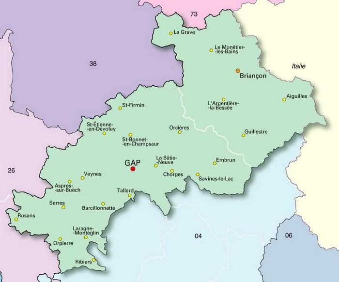 Département des Hautes-Alpes  (05) 000_1359