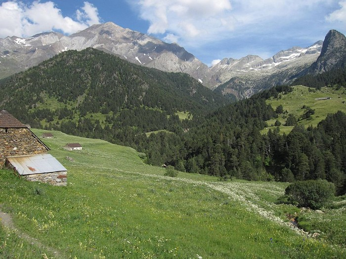 Chaîne des Pyrénées 000_1375