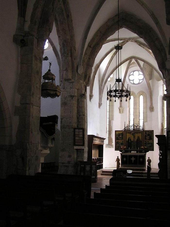 Roumanie - Eglise fortifiée de Prejmer 000_1447