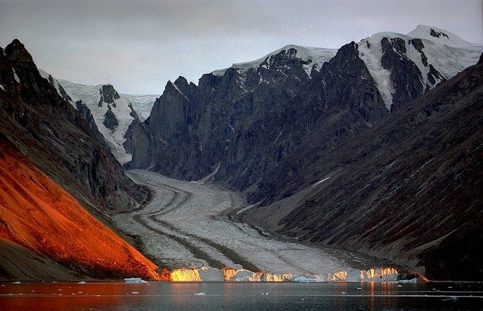 Groenland - Parc national du Nord-Est   000_1615