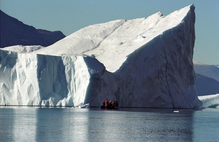 Groenland - Parc national du Nord-Est   000_1620
