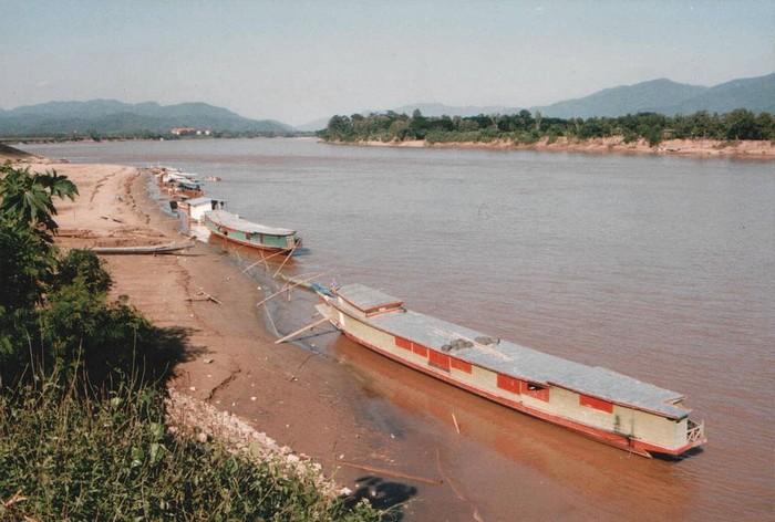 Bassin Versant d'Asie - Mékong 000_1632