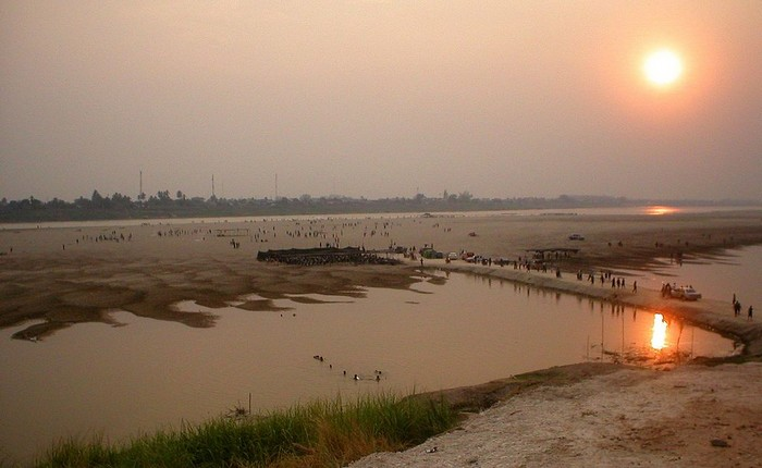 Bassin Versant d'Asie - Mékong 000_1633