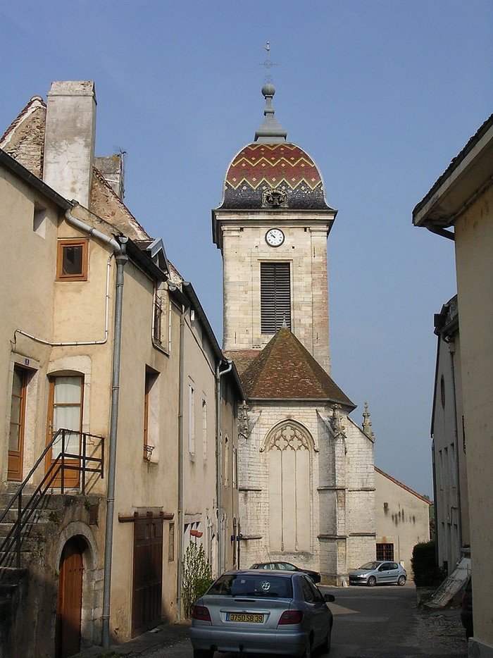 Pesmes - Haute-Saône 000_1644