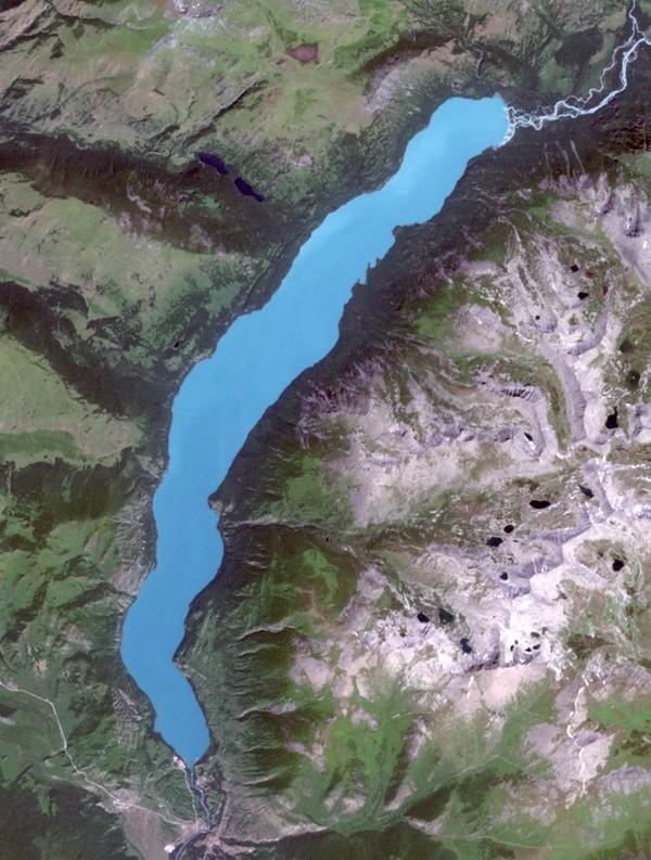 Chine - Lac Kanas  000_1646