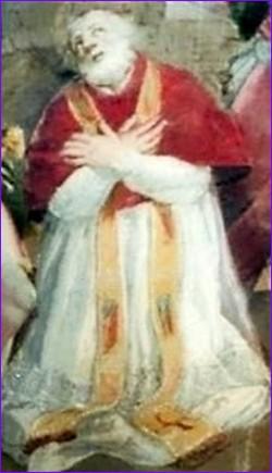 Chronologie des papes - Anicet 31927310