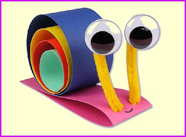 Escargot en papier 33027910