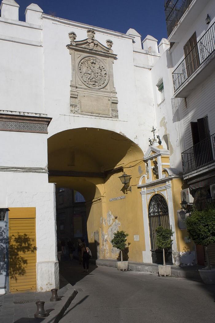 Espagne (Séville) - Guichet de l'Huile 800px-22