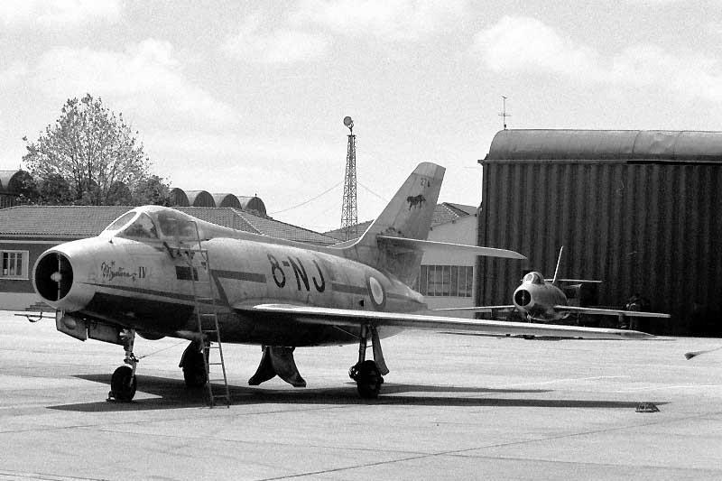 Mystère IV A - FRROM AZUR - 1/72 0410