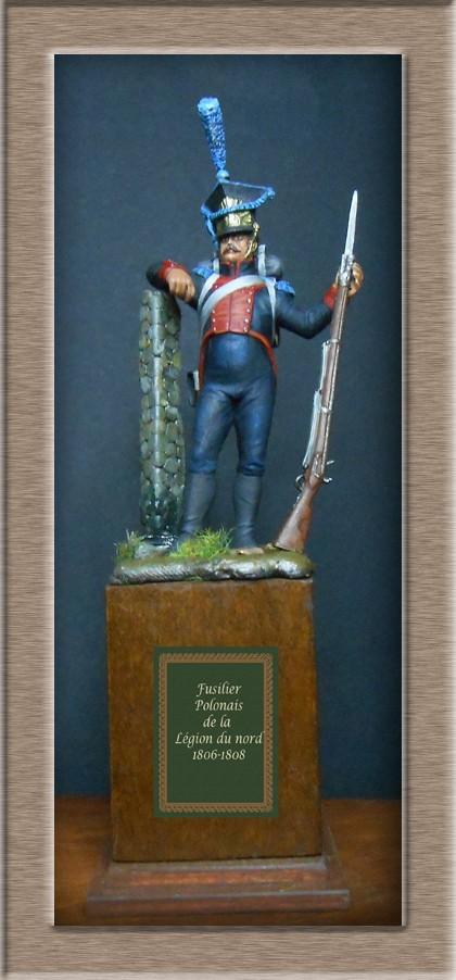 Fusilier Polonais de la légion du nord 1805_1808 MM 54mm 74_12312