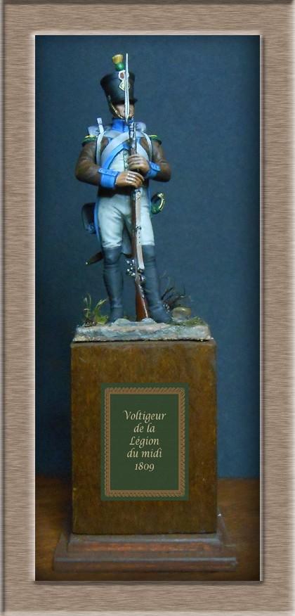 Voltigeur de la Légion du midi 1809 MM 54mm 74_12917