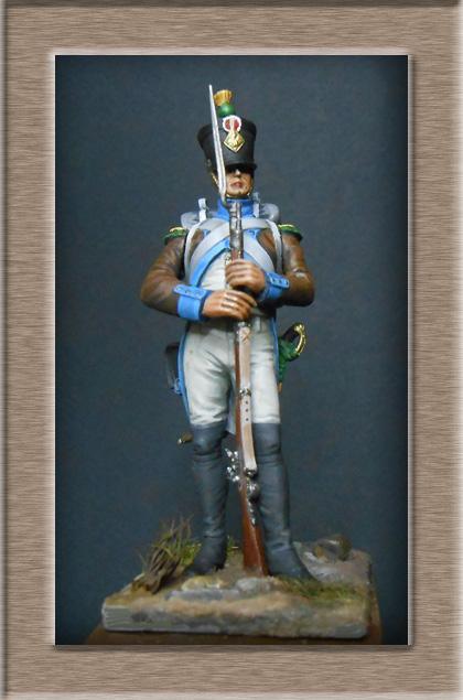 Voltigeur de la Légion du midi 1809 MM 54mm 74_13113