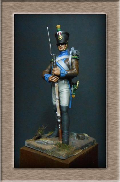Voltigeur de la Légion du midi 1809 MM 54mm 74_13211