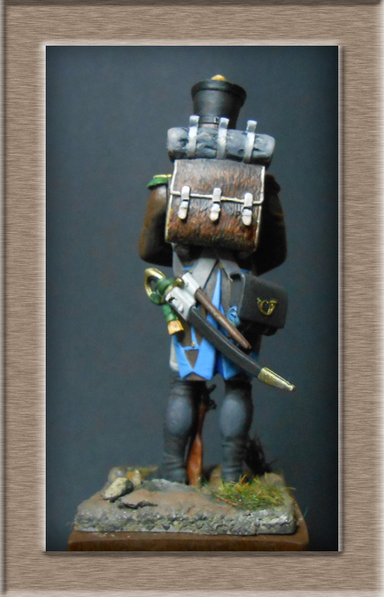 Voltigeur de la Légion du midi 1809 MM 54mm 74_13313