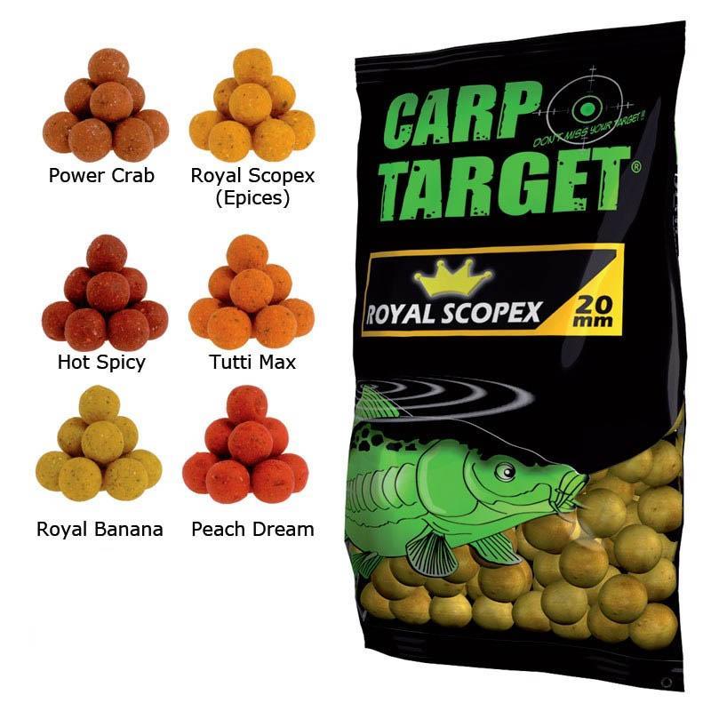 carp target Bouill10
