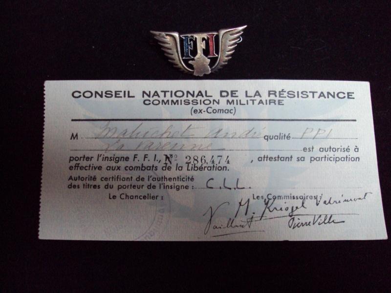 Ma collection Résistance, libération, DP Photo122