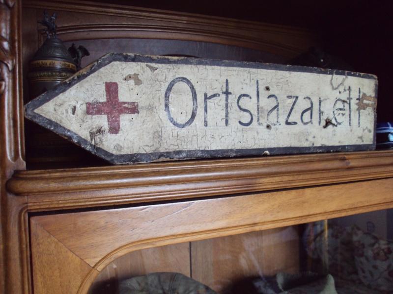 panneau indicateur de l'armée allemande ww2 Photo125